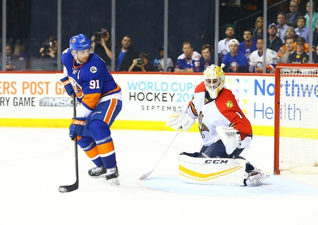 NHL News 4/25/16: Islanders Top Panthers in 2OT Thriller for Series Win