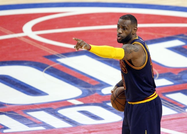 Cleveland Cavaliers vs. Detroit Pistons - 11/18/16 NBA Pick, Odds, and Prediction