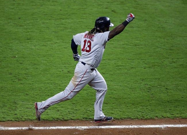 Boston Red Sox vs. Houston Astros - 5/12/16 MLB Pick, Odds, and Prediction