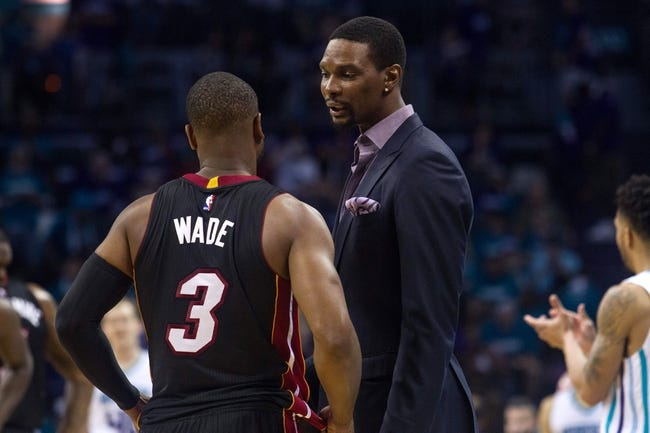 Hornets at Heat Game 5 - 4/27/16 NBA Pick, Odds, and Prediction