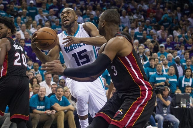 Miami Heat vs. Charlotte Hornets - 4/27/16 NBA Pick, Odds, and Prediction