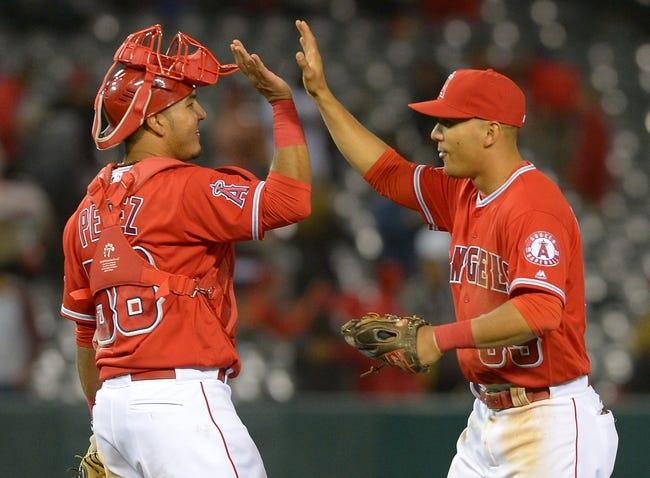 Los Angeles Angels vs. Kansas City Royals - 4/27/16 MLB Pick, Odds, and Prediction