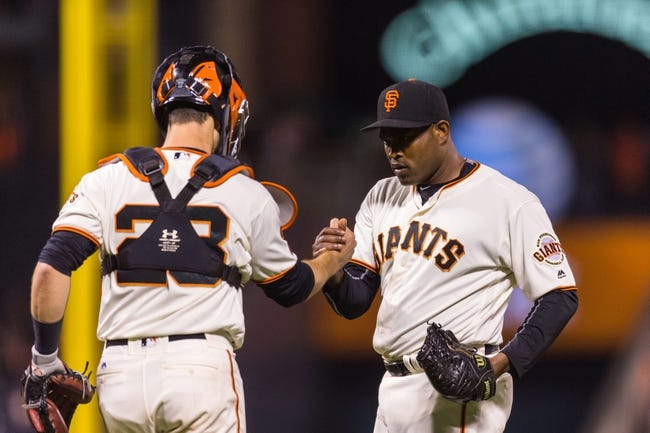 San Francisco Giants vs. San Diego Padres - 4/27/16 MLB Pick, Odds, and Prediction