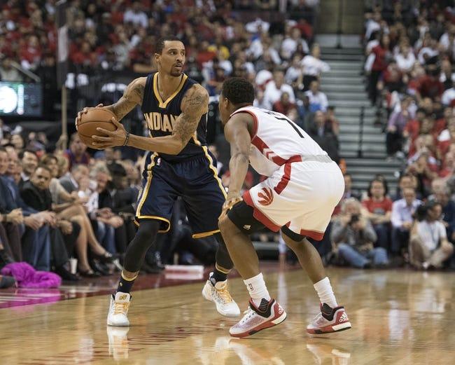 Raptors at Pacers Game 6 - 4/29/16 NBA Pick, Odds, and Prediction