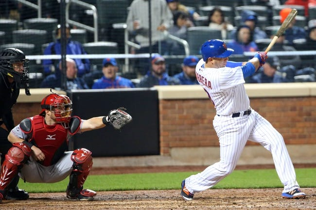 New York Mets vs. Cincinnati Reds - 4/27/16 MLB Pick, Odds, and Prediction