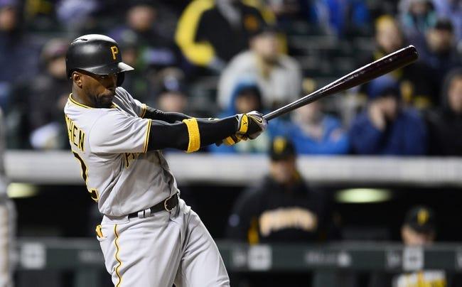 Pittsburgh Pirates vs. Colorado Rockies - 5/20/16 MLB Pick, Odds, and Prediction