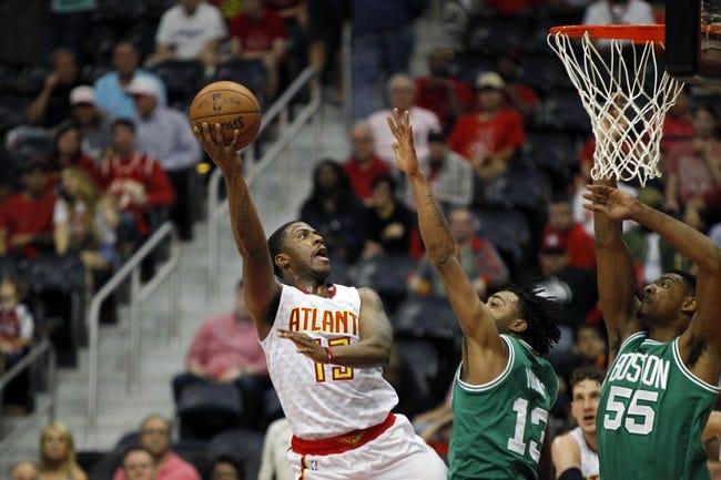 Boston Celtics vs. Atlanta Hawks - 4/28/16 NBA Pick, Odds, and Prediction