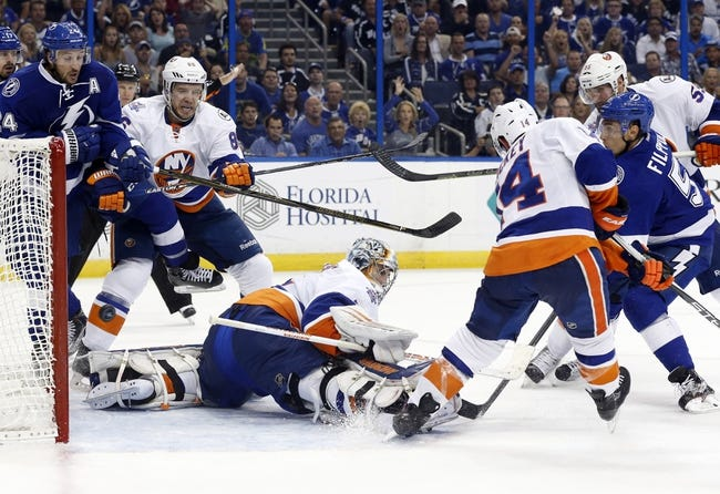 Islanders at Lightning Game 2 - 4/30/16 NHL Pick, Odds, and Prediction