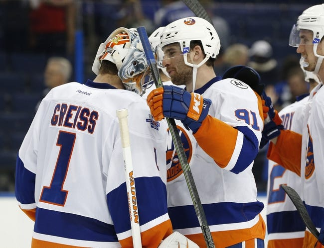 Tampa Bay Lightning vs. New York Islanders - 4/30/16 NHL Pick, Odds, and Prediction