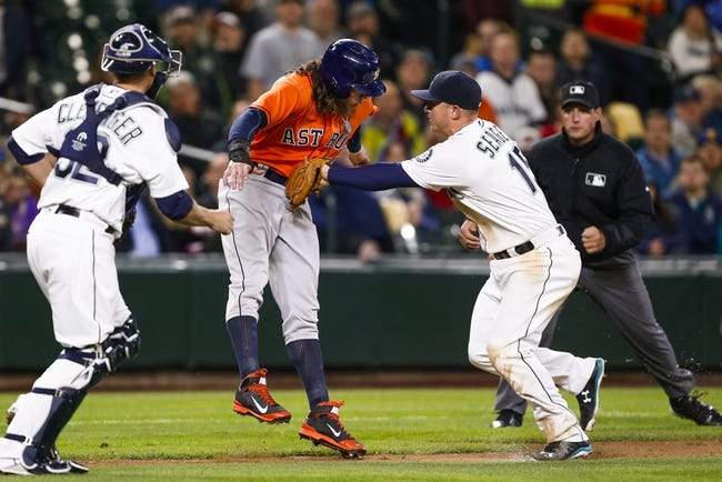 Astros vs. Mariners - 5/6/16 MLB Pick, Odds, and Prediction