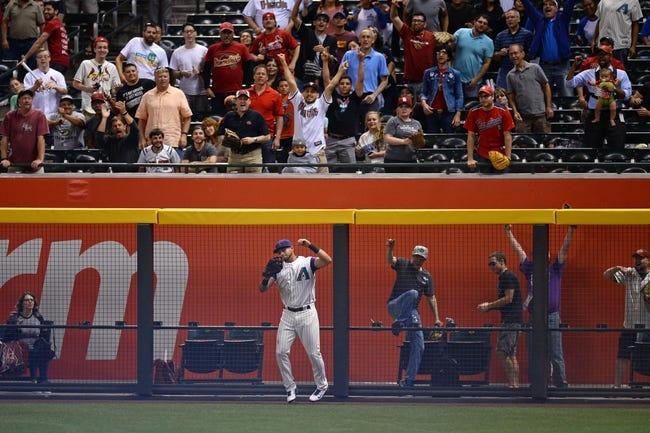 St. Louis Cardinals vs. Arizona Diamondbacks - 5/20/16 MLB Pick, Odds, and Prediction