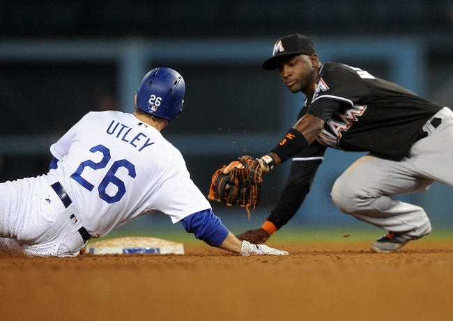 Miami Marlins vs. Los Angeles Dodgers - 9/9/16 MLB Pick, Odds, and Prediction