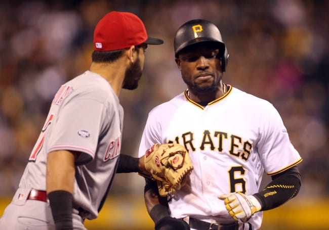 Pittsburgh Pirates vs. Cincinnati Reds - 4/30/16 MLB Pick, Odds, and Prediction