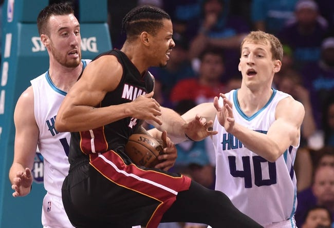 Hornets at Heat Game 7 - 5/1/16 NBA Pick, Odds, and Prediction