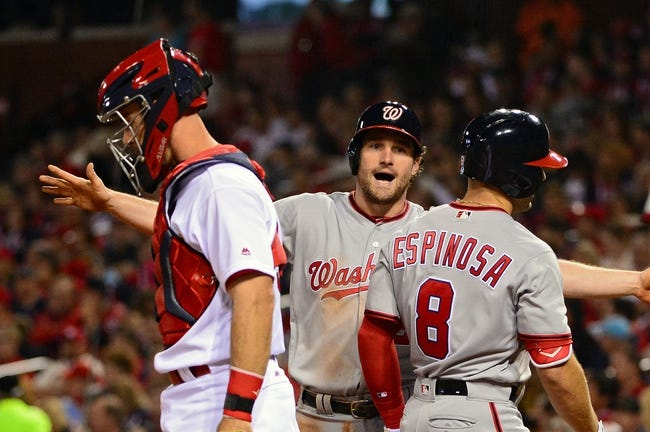 St. Louis Cardinals vs. Washington Nationals - 4/30/16 MLB Pick, Odds, and Prediction