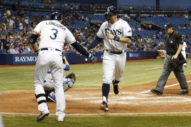 Tampa Bay Rays vs. Toronto Blue Jays - 4/30/16 MLB Pick, Odds, and Prediction