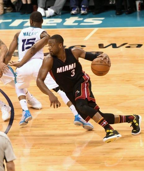 Miami Heat vs. Charlotte Hornets - 5/1/16 NBA Pick, Odds, and Prediction