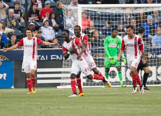 San Jose Earthquakes vs. Houston Dynamo MLS Pick, Odds, Prediction - 5/11/16