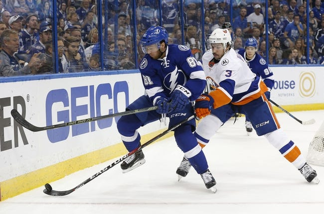 Lightning at Islanders Game 3 - 5/3/16 NHL Pick, Odds, and Prediction