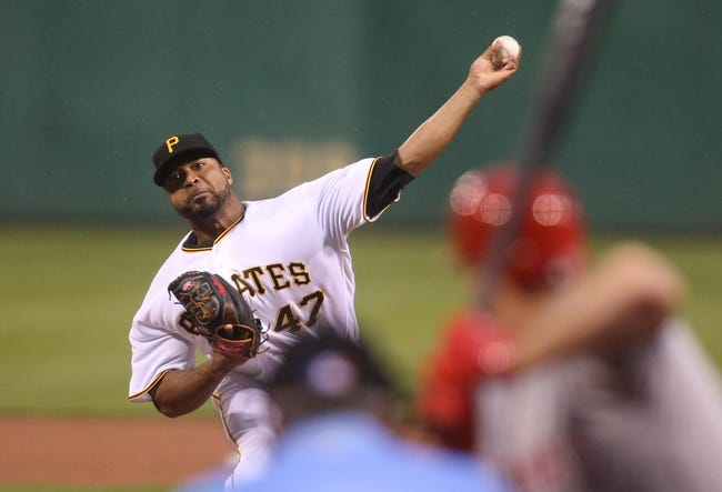 Pirates vs. Reds - 5/1/16 MLB Pick, Odds, and Prediction