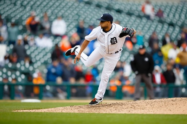 Oakland Athletics vs. Detroit Tigers - 5/27/16 MLB Pick, Odds, and Prediction