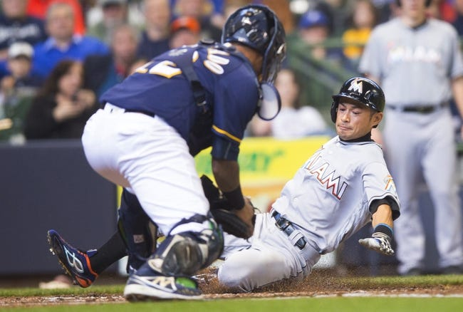 Marlins vs. Brewers - 5/10/16 MLB Pick, Odds, and Prediction