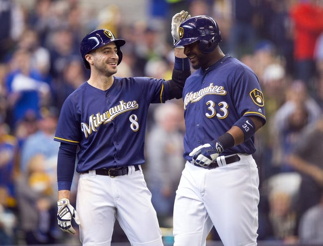 Brewers vs. Angels - 5/2/16 MLB Pick, Odds, and Prediction