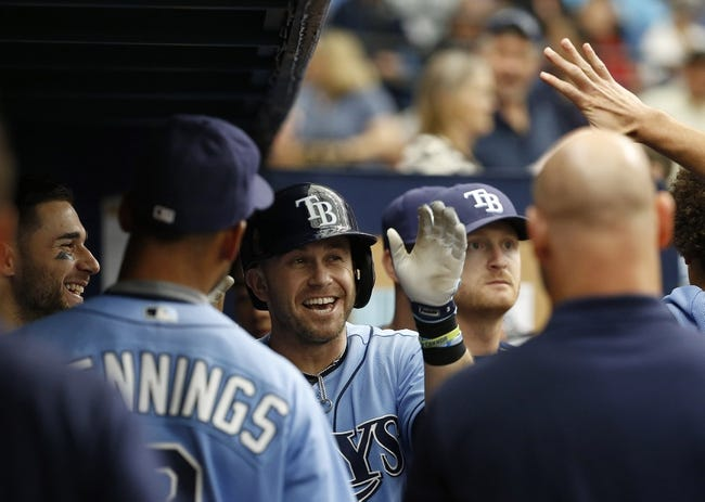 Dodgers at Rays - 5/3/16 MLB Pick, Odds, and Prediction