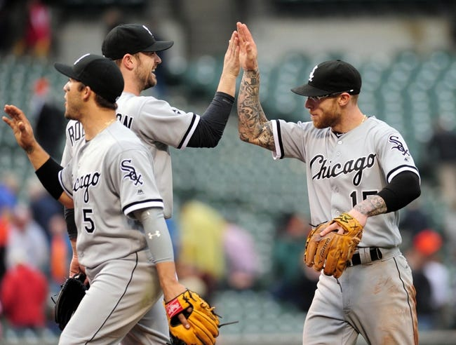 Chicago White Sox vs. Baltimore Orioles - 8/5/16 MLB Pick, Odds, and Prediction