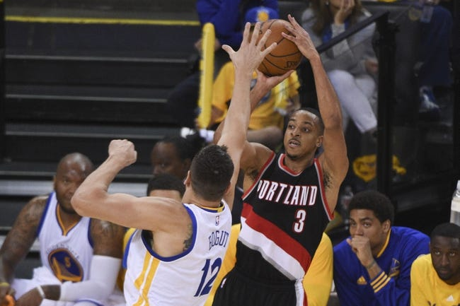 Golden State Warriors vs. Portland Trail Blazers - 5/3/16 NBA Pick, Odds, and Prediction