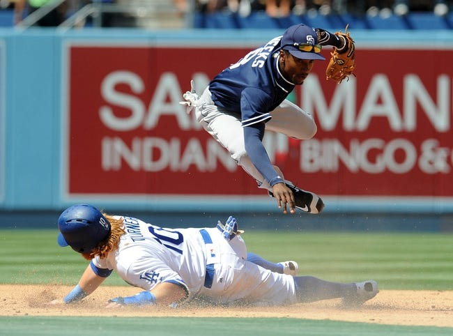 Padres vs. Dodgers - 5/20/16 MLB Pick, Odds, and Prediction