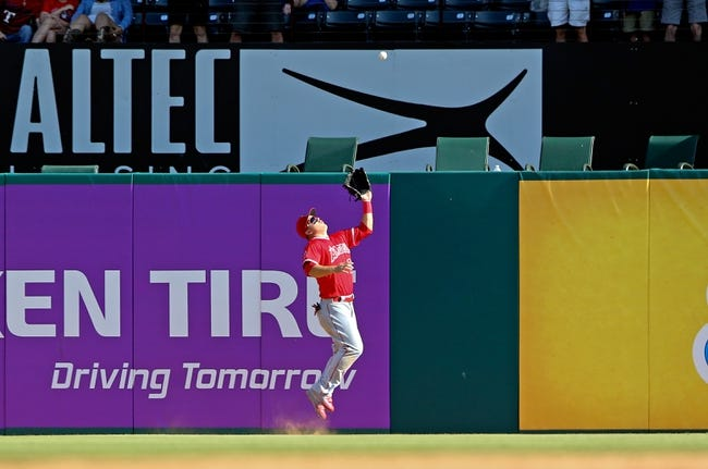Rangers vs. Angels - 5/24/16 MLB Pick, Odds, and Prediction