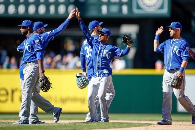 Royals vs. Mariners - 7/7/16 MLB Pick, Odds, and Prediction