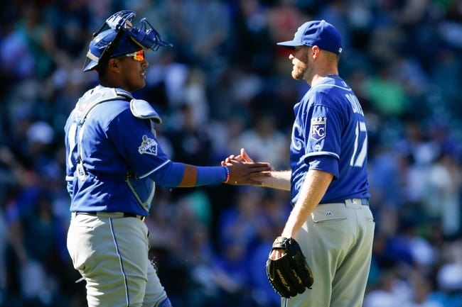 Kansas City Royals vs. Washington Nationals - 5/2/16 MLB Pick, Odds, and Prediction