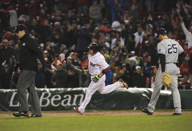Yankees vs. Red Sox - 5/6/16 MLB Pick, Odds, and Prediction