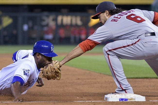 Royals vs. Nationals - 5/3/16 MLB Pick, Odds, and Prediction