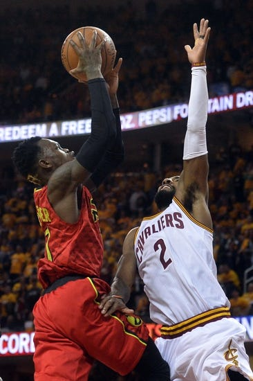 Cleveland Cavaliers vs. Atlanta Hawks - 5/4/16 NBA Pick, Odds, and Prediction