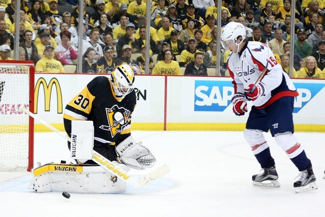 Capitals at Penguins Game 4 - 5/4/16 NHL Pick, Odds, and Prediction