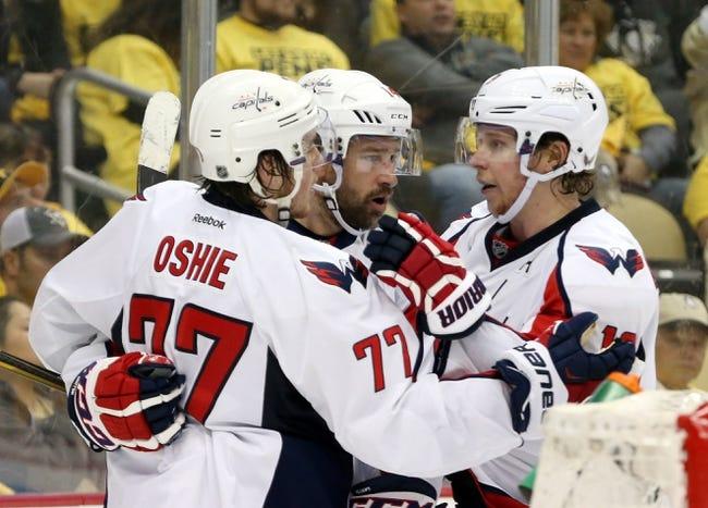 Pittsburgh Penguins vs. Washington Capitals - 5/4/16 NHL Pick, Odds, and Prediction