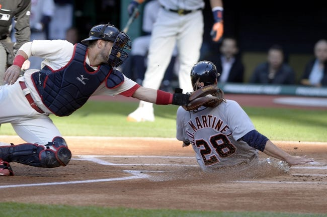 Cleveland Indians vs. Detroit Tigers - 5/4/16 MLB Pick, Odds, and Prediction