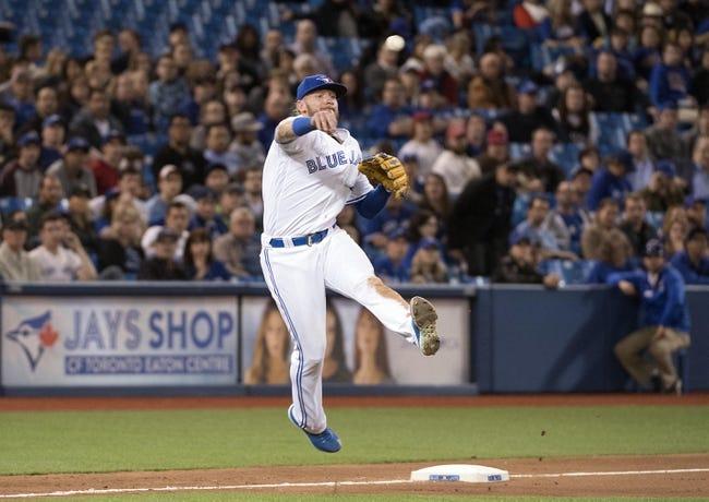 Toronto Blue Jays vs. Texas Rangers - 5/4/16 MLB Pick, Odds, and Prediction