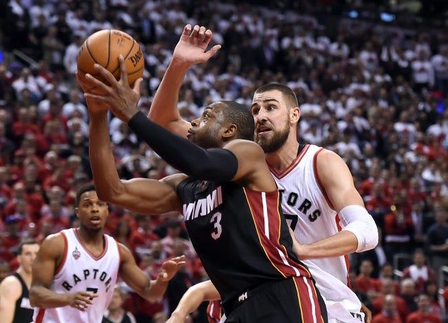 Heat at Raptors Game 2 - 5/5/16 NBA Pick, Odds, and Prediction