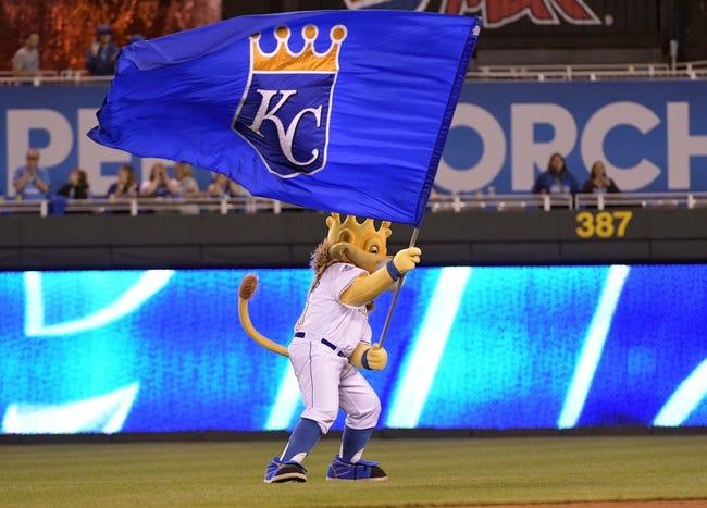 Kansas City Royals vs. Washington Nationals - 5/4/16 MLB Pick, Odds, and Prediction