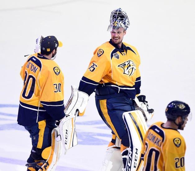 Nashville Predators vs. San Jose Sharks - 5/5/16 NHL Pick, Odds, and Prediction