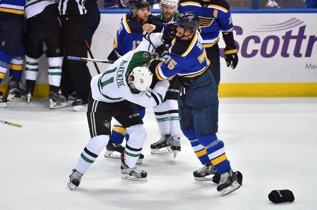 St. Louis Blues vs. Dallas Stars - 5/5/16 NHL Pick, Odds, and Prediction