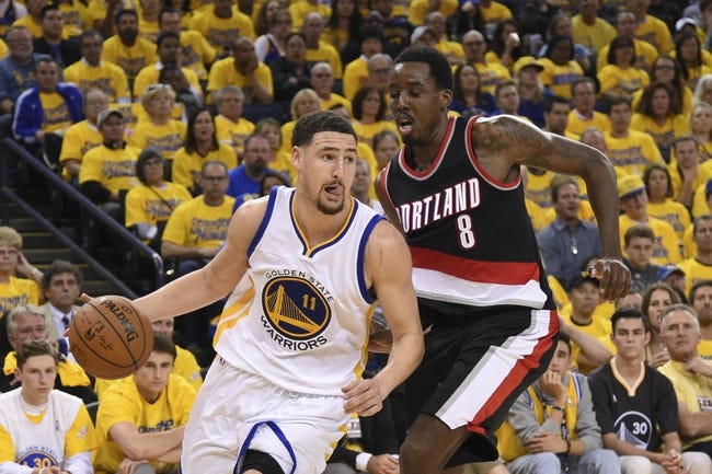 NBA News 5/4/16: Warriors Rally Against Blazers for Game 2 Win and 2-0 Series Lead