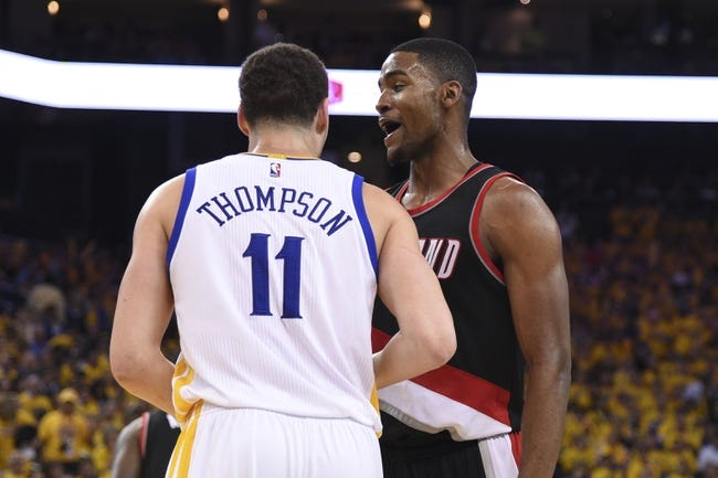 Warriors at Trail Blazers Game 3 - 5/7/16 NBA Pick, Odds, and Prediction