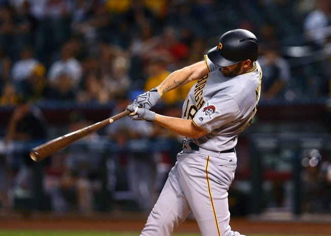Pittsburgh Pirates vs. Arizona Diamondbacks - 5/24/16 MLB Pick, Odds, and Prediction