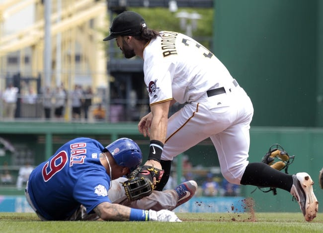 Chicago Cubs vs. Pittsburgh Pirates - 5/13/16 MLB Pick, Odds, and Prediction