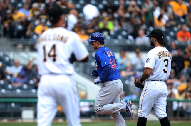 Pirates at Cubs - 5/13/16 MLB Pick, Odds, and Prediction